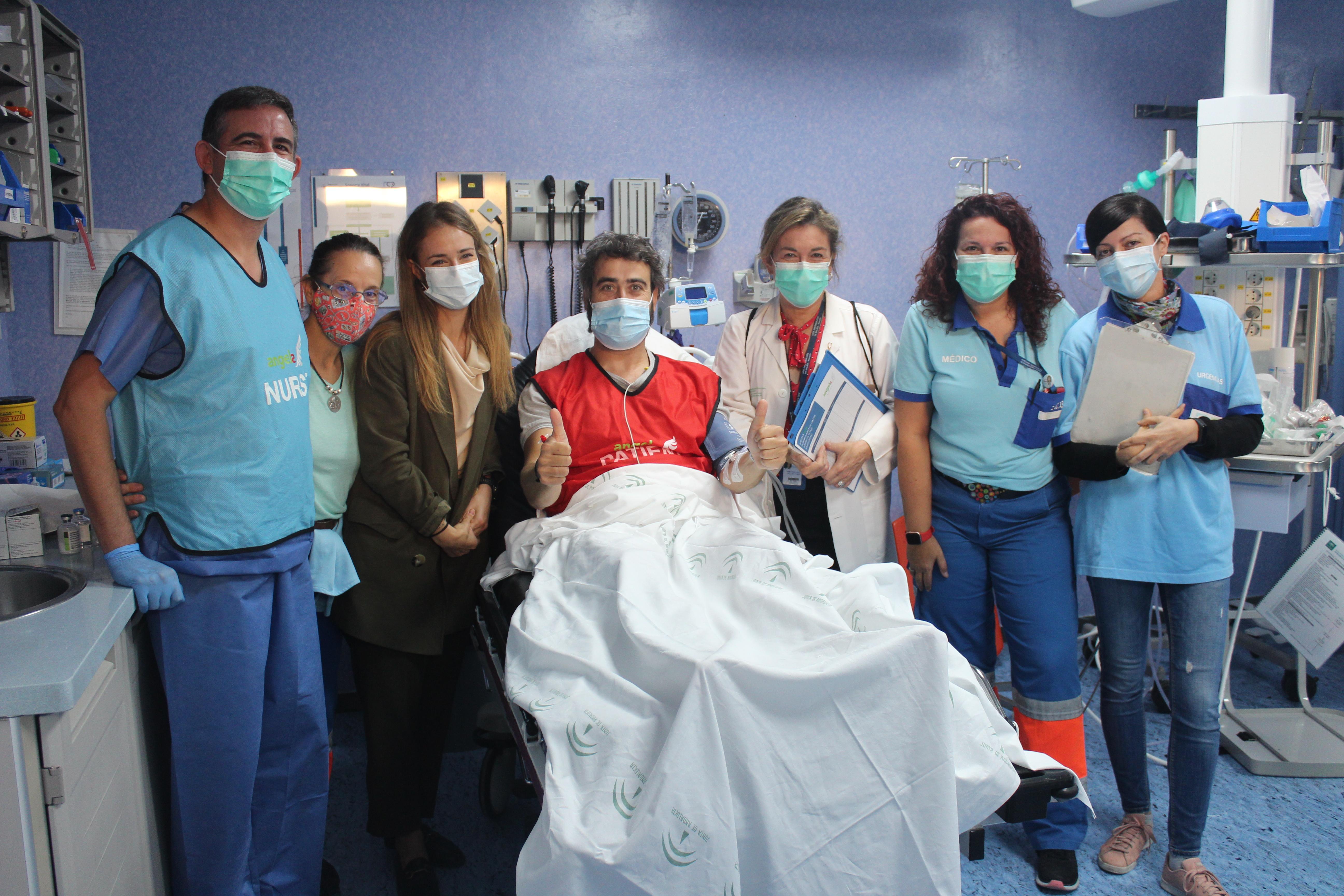 Más de setenta profesionales sanitariosparticipan en las 'I Jornadas Provinciales de Cuidados para Pacientes con ICTUS'