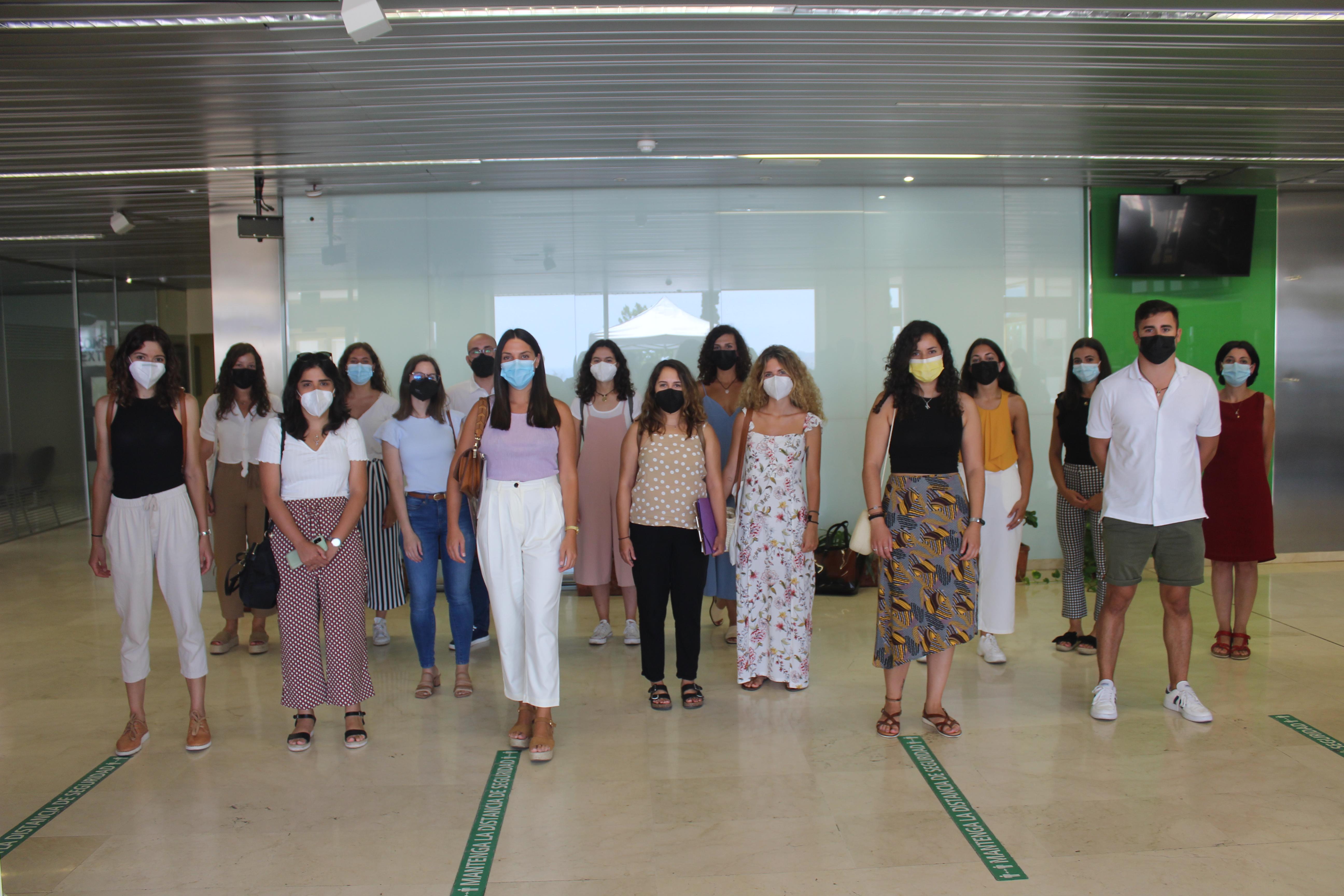 Diecisiete nuevos residentes realizarán su especialización en el Área Sanitaria Málaga-Axarquía