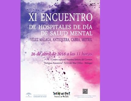 XI Encuentro de Hospitales de Día de Salud Mental en la Axarquía