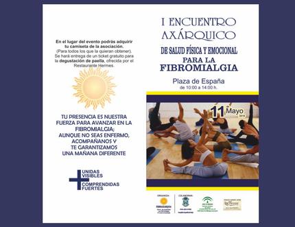 La Asociación Fibroaxarquía invita a los actos que han organizado con motivo del Día Mundial de la Fibromialgia