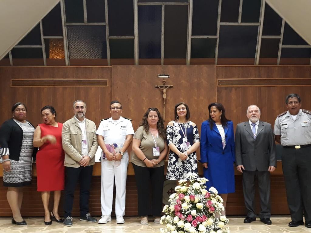 Marita Nebrera, coordinadora de trabajo social del Área participa como ponente en el III Congreso Internacional sobre Violencia de Género y Femicidio celebrado en Ecuador