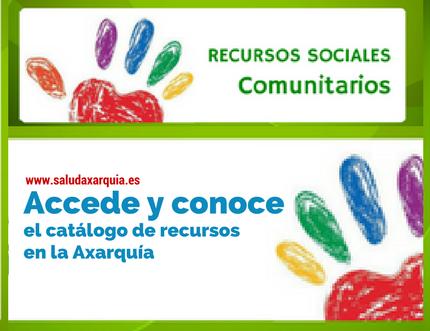 Conoce el catálogo de recursos sociales disponibles en la Axarquía