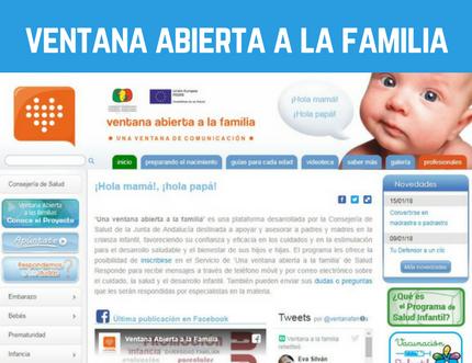 Ventana Abierta a la Familia, una plataforma para asesorar y apoyar a madres y padres en la crianza infantil y adolescencia