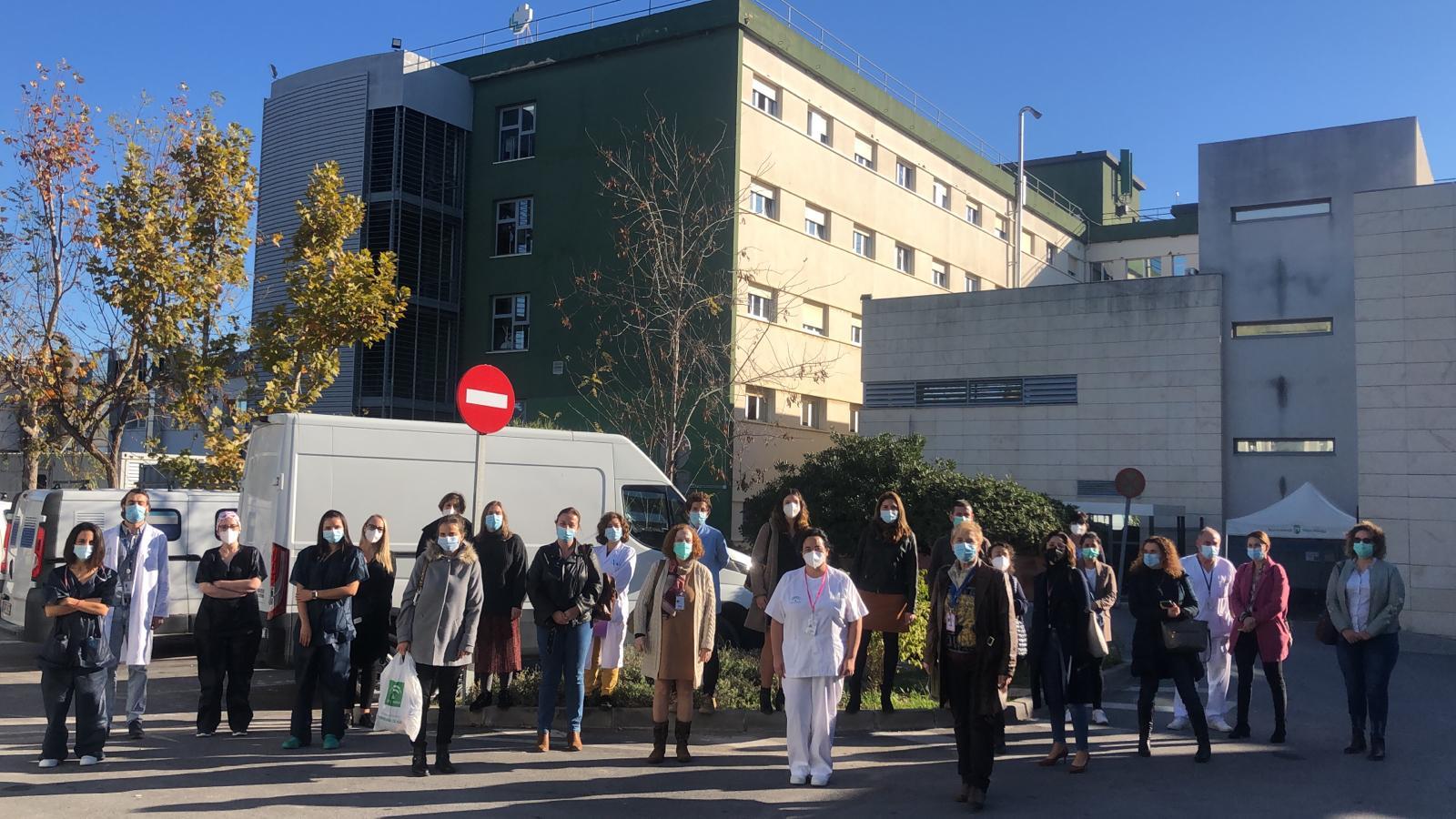 El Hospital de La Axarquía presenta la nueva estrategia para la seguridad del paciente de Andalucía