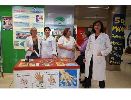 """Prevenir las infecciones está """"En nuestras manos"""""""