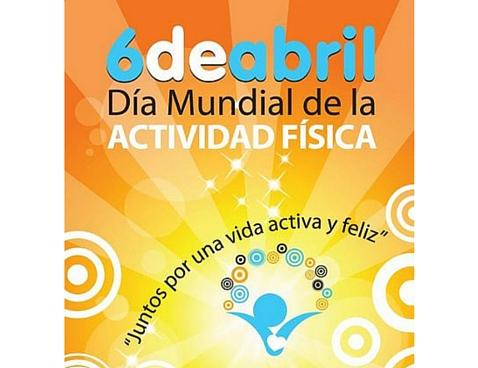 Día Mundial de la Actividad Física 2016