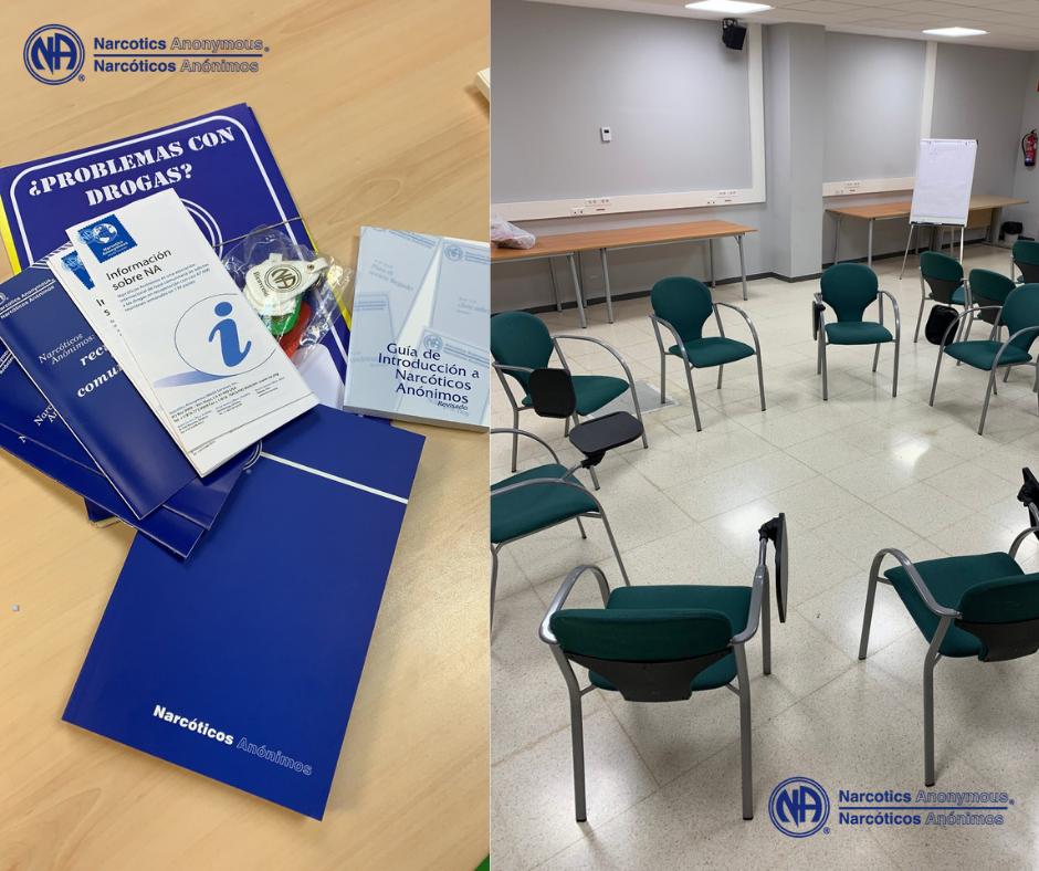 El Área Sanitaria Este de Málaga-Axarquía firma un acuerdo de colaboración con Narcóticos Anónimos