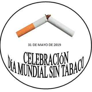 Celebración día mundial sin tabaco
