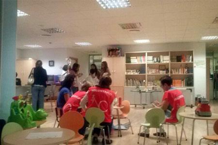 Voluntarios Fundación Prodean
