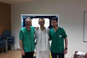 Especialistas de la UGC de Aparato Digestivo del Hospital organizan un curso de videocapsulas