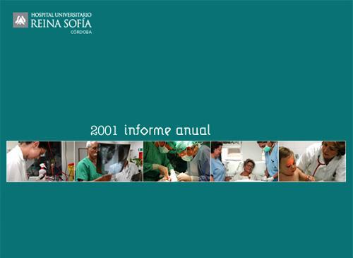 Memoria anual 2001