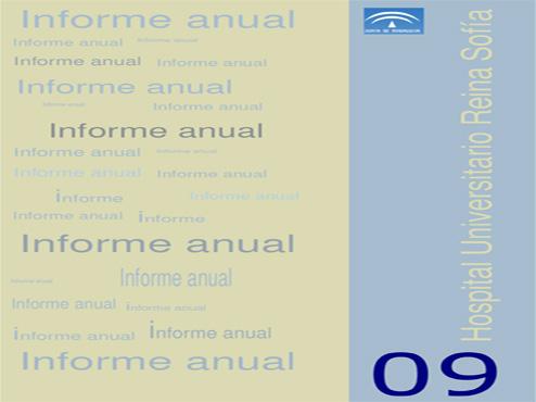 Informe anual 2009