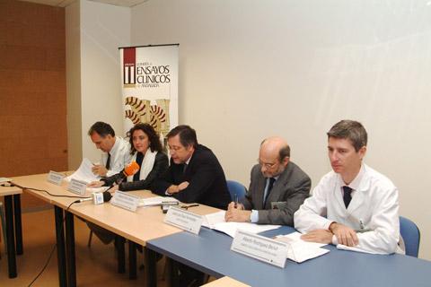 Presentación de las 'II Jornadas de Comités de Ensayos Clínicos en Andalucía'