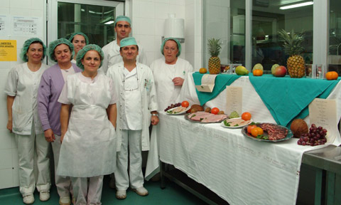Profesionales de cocina