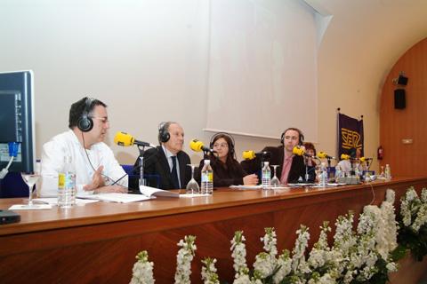 Momento del programa de radio 'Córdoba hoy por hoy'