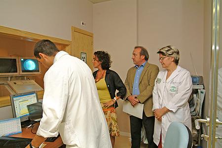 La nueva unidad de pruebas funcionales de urología
