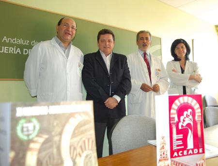 Profesionales del servicio de reumatologia