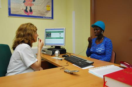 Atención a un paciente extranjero
