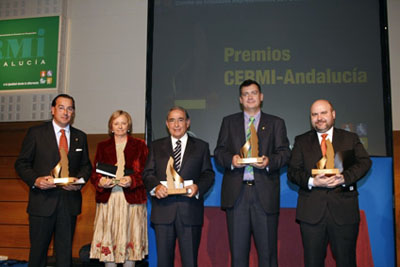 Entrega de premios CERMI-Andalucía