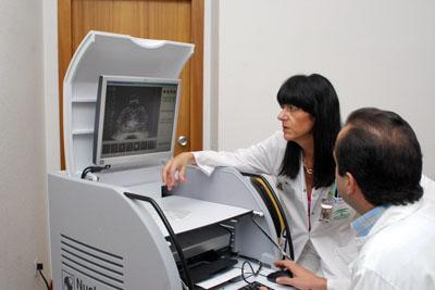 Profesionales de oncología radioterápica