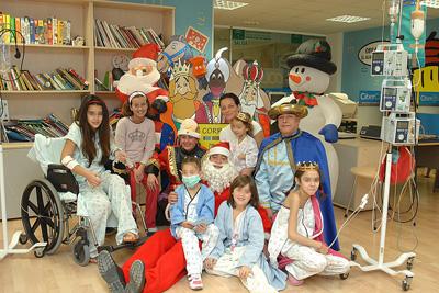 El Hospital Reina Sofa organiza una programacin especial para