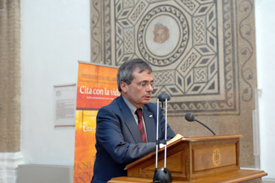 El coordinador nacional de trasplantes, Rafael Matesanz.