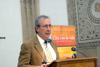 El coordinador autonómico de trasplantes, Manuel Alonso.