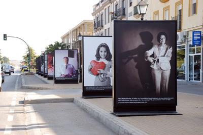 """Exposición 'Regalos de Vida"""" en Palma del Rio"""