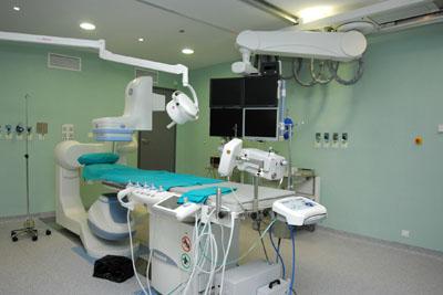 Reforma del Plan de Modernización Integral del hospital