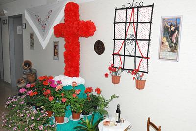 Imagen de una de las cruces que compiten en este certamen.
