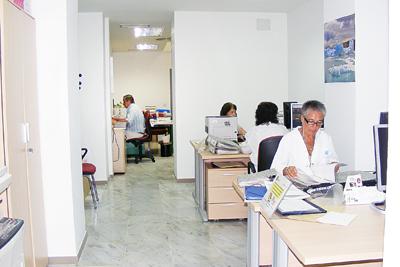 Instalaciones de cita previa de Radiodiagnóstico
