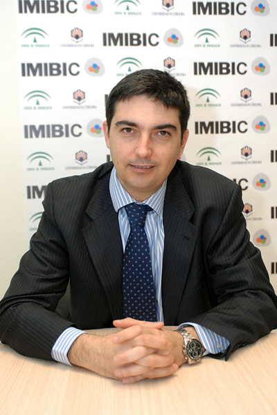 José Miguel Guzmán, nuevo gerente de IMIBIC.