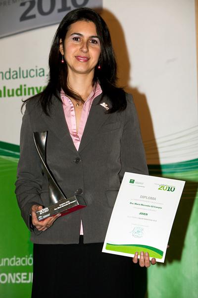 La pediatra Mercedes Gil.