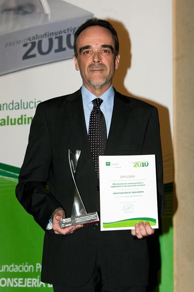 El hematólogo José Román.