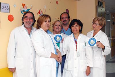 Profesionales de enfermería que han participado en el desarrollo del programa