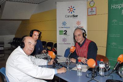 Fidel del Campo entrevista al doctor Gordón, trasplantado de corazón