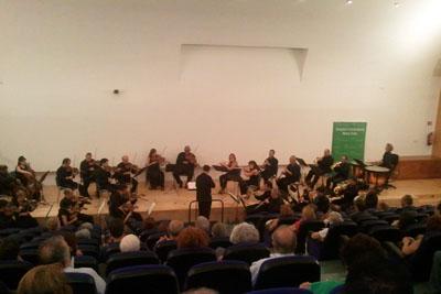 Concierto Extraordinario Orquesta de Córdoba en el hospital