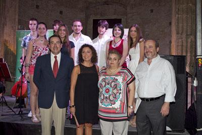 Recital 'Tintas para la vida III' en Cosmopoética. Fotografía de Lola Araque