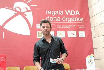 Miguel Poveda se hizo donante de órganos