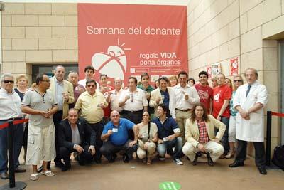 Cantores de Hispalis, figuras del flamenco y trasplantados de pulmón