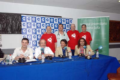 'Las mañanas de la COPE en Córdoba' se emitió desde el hospital