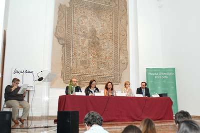 La Fundación Gala acogió la presentación del poemario