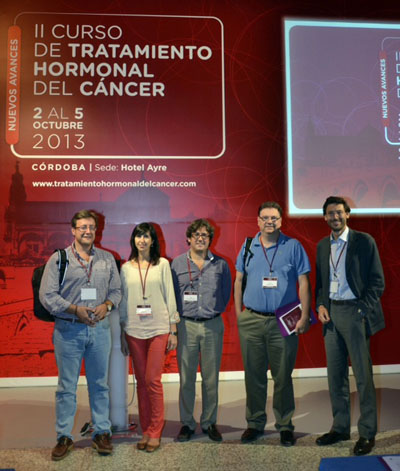 En la imagen el Doctor Juan de la Haba, director del Curso y Oncólogo del Hospital Reina Sofía.