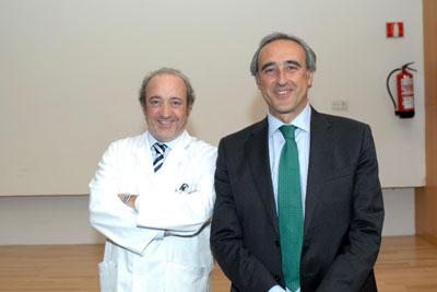 José Manuel Aranda y Horacio Pijuán