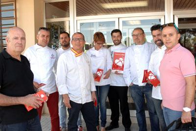 El sector de la gastronomía anima a sociedad hacia la donación