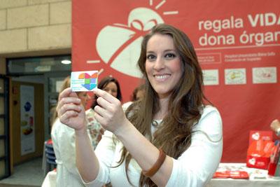 Argentina se hace donante de órganos en el Hospital Reina Sofía