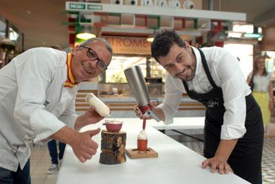 Jefes de cocina ultiman sus tapas