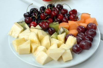 Selección de frutas que invitan a reflexionar