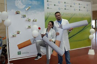 Dicen no al tabaco