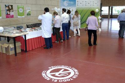 El hospital celebró con numerosas iniciativas este día mundial